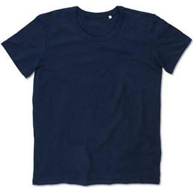 Stedman Ben Crew Neck T-shirt - Marina Blue