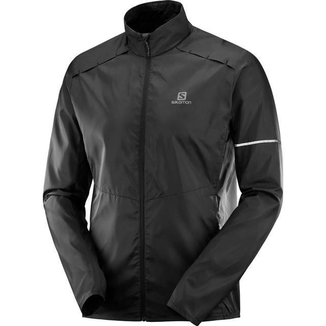 Salomon Agile Wind Jacket - Black