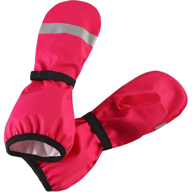 Reima Kid's Rain Mittens Puro - Candy Pink (527208-4410)