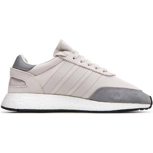 adidas Originals INIKI RUNNER Sneakers grå one,hvid Læder og