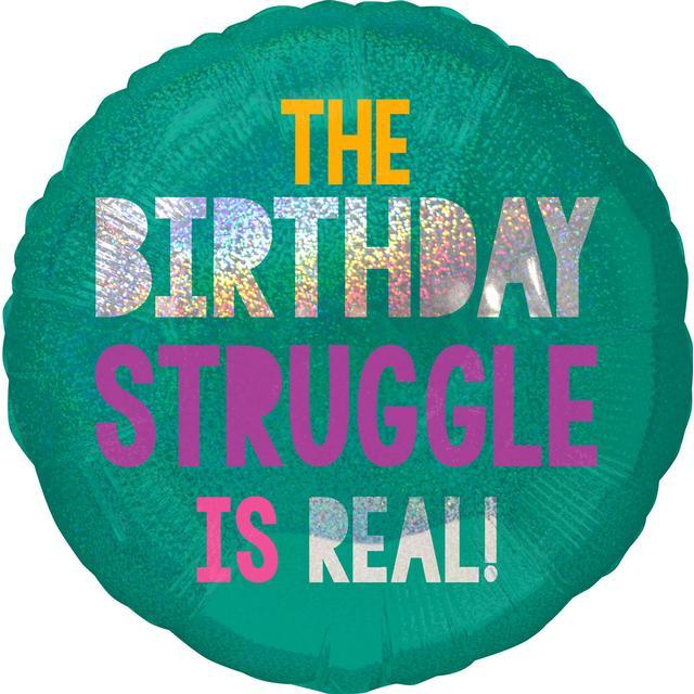 Amscan Standard Young & Fabulous Birthday (3855701)