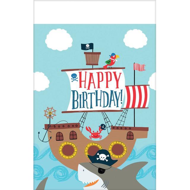 Amscan Ahoy Birthday (572219)