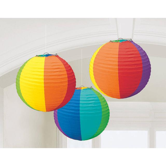 Amscan Rainbow (24056-90-55)