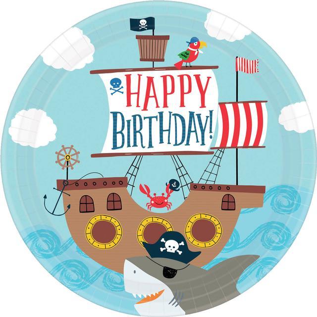 Amscan Ahoy Birthday (9904648)