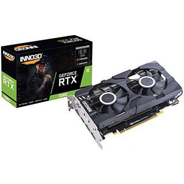 Inno3D GeForce RTX 2060 Twin X2 (N20602-06D6-1710VA23)