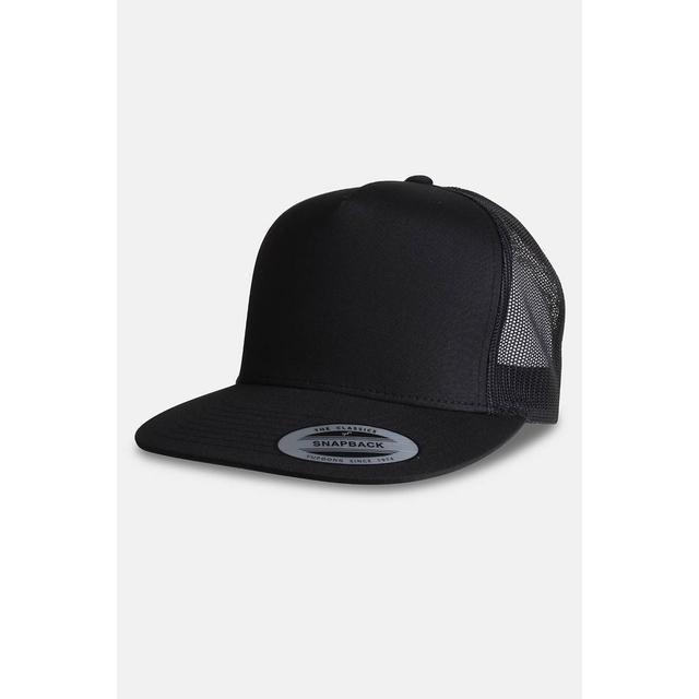 Flexfit Classic Trucker Cap - Black