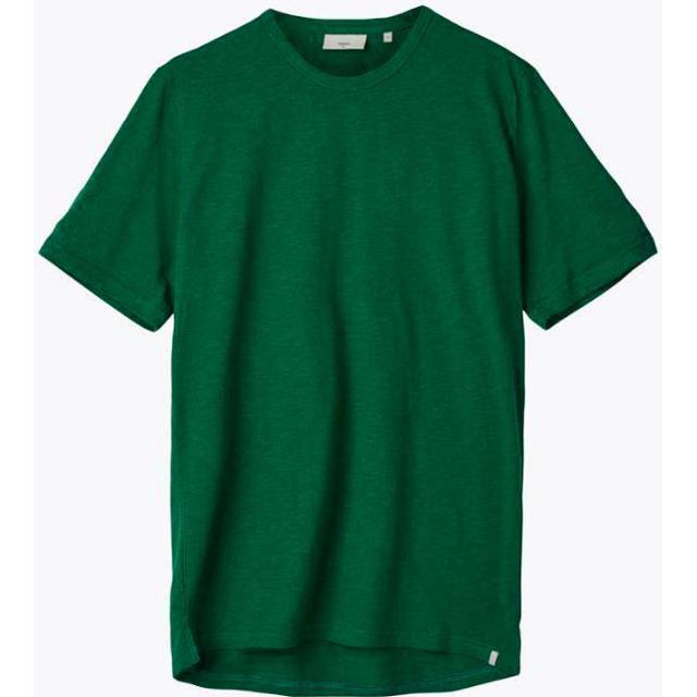 Minimum Delta Short Sleeved T-shirt - Verdant Green Mel