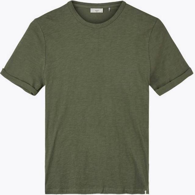 Minimum Delta Short Sleeved T-shirt - Drab