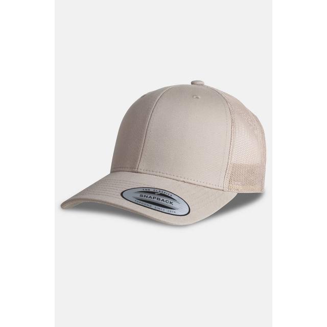 Flexfit Retro Trucker Cap - Khaki