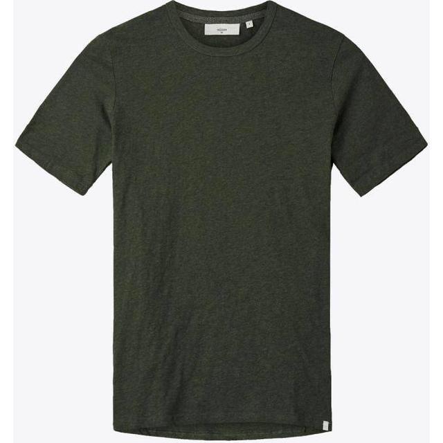 Minimum Delta Short Sleeved T-shirt - Racing Green Mel