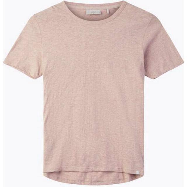 Minimum Delta Short Sleeved T-shirt - Adobe Rose