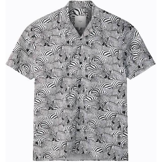 Minimum Emanuel Short Sleeved Shirt - White