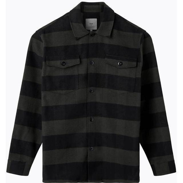 Minimum Fjell Long Sleeved Shirt - Racing Green