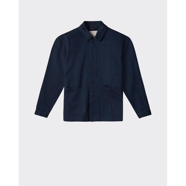 Minimum Oersted Lightweight Jacket - Navy Blazer