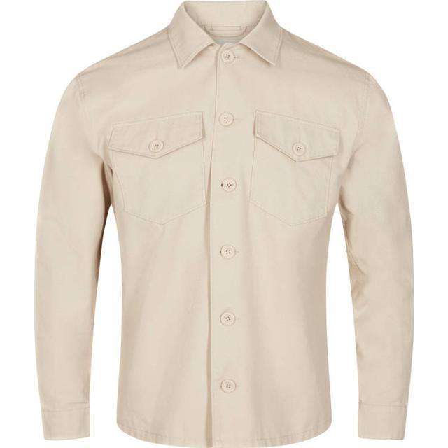 Minimum Trolle Lightweight Jacket - Khaki