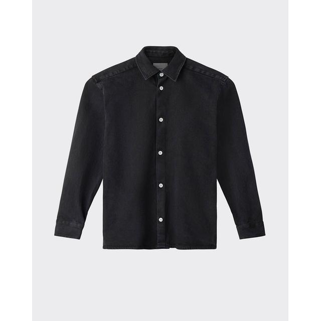 Minimum Lenny Long Sleeved Shirt - Black