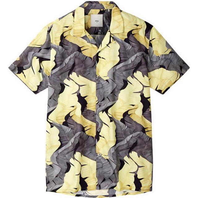 Minimum Joachim Short Sleeved Shirt - Black
