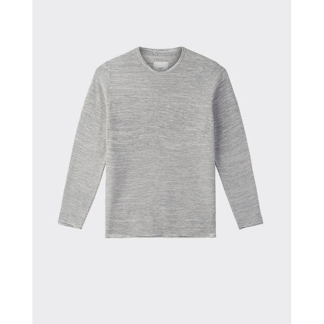 Minimum Reiswood 2.0 Jumper - Light Grey Melange