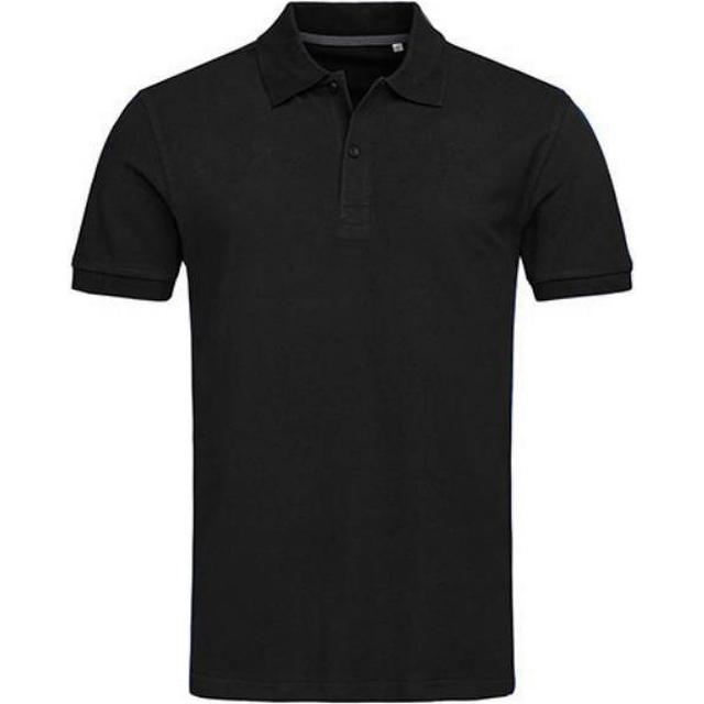 Stedman Henry Polo Shirt - Black Opal