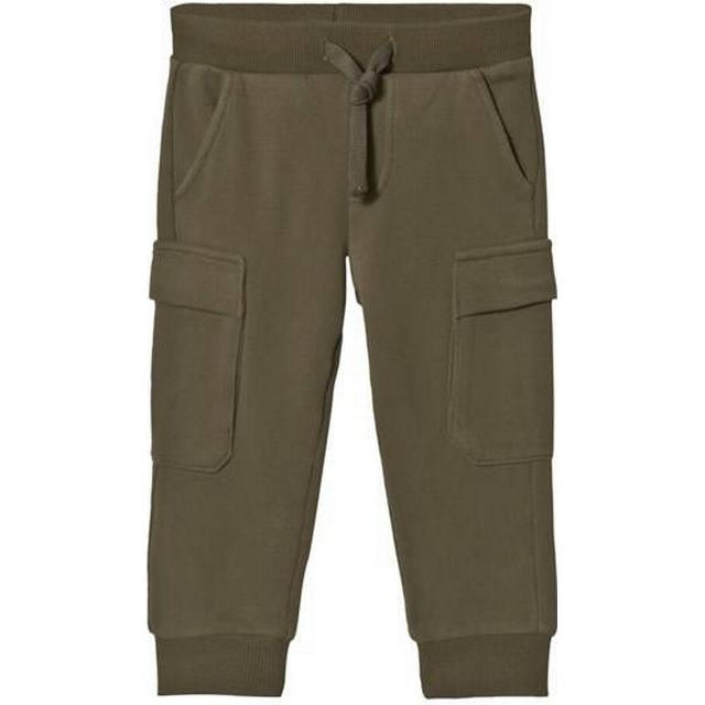 United Colors of Benetton Pants - Khaki Green (3J74I0737)