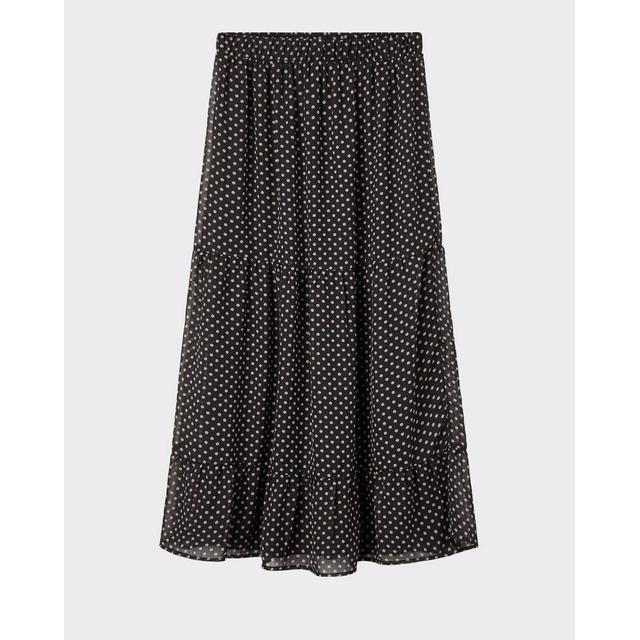 Minimum Nulan Midi Skirt Black