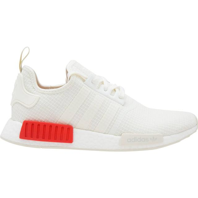 adidas Originals Sko NMD R1 Off WhiteOff WhiteLush Red