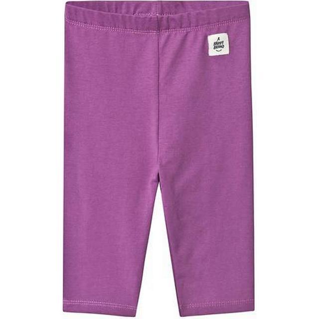 A Happy Brand Capri Leggings - Purple (372599)