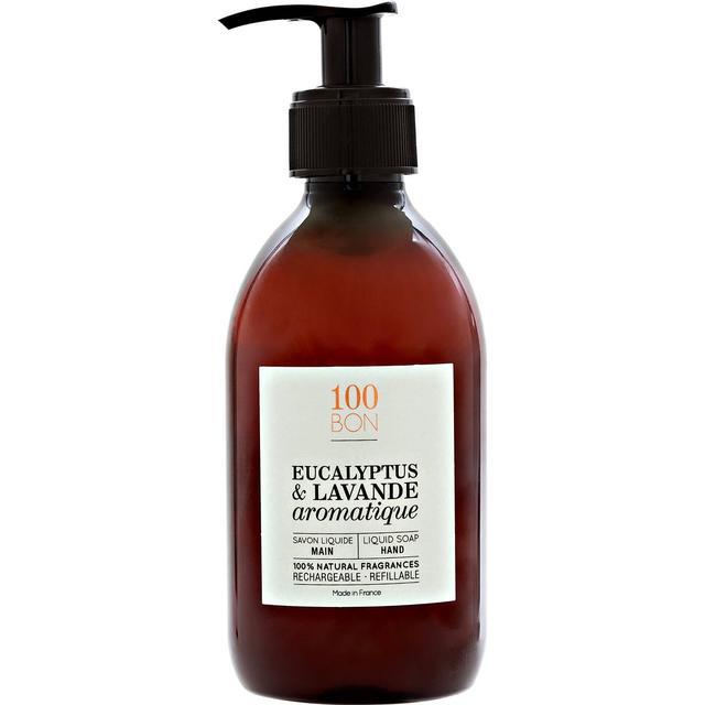 100BON Liquid Soap Eucalyptus & Lavande Aromatique 300ml