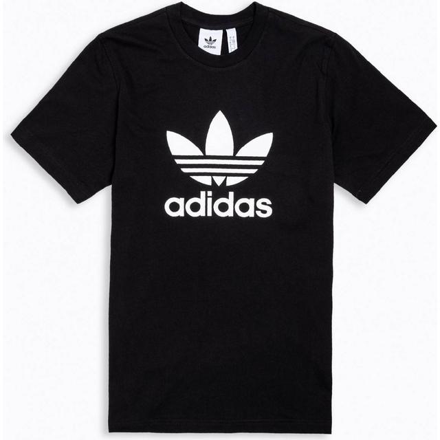 Adidas Trefoil Tee - Sort