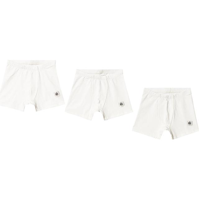 A Happy Brand Boxer Shorts 3-Pack - White (372285)