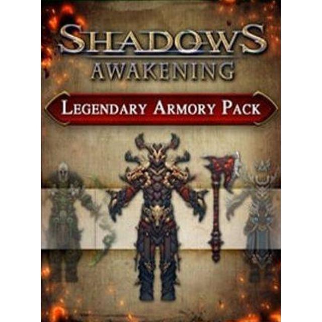 Shadows: Awakening - Legendary Armour Pack