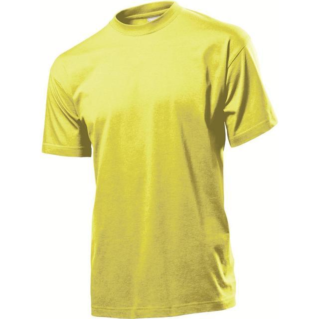 Stedman Classic Crew Neck T-shirt - Yellow