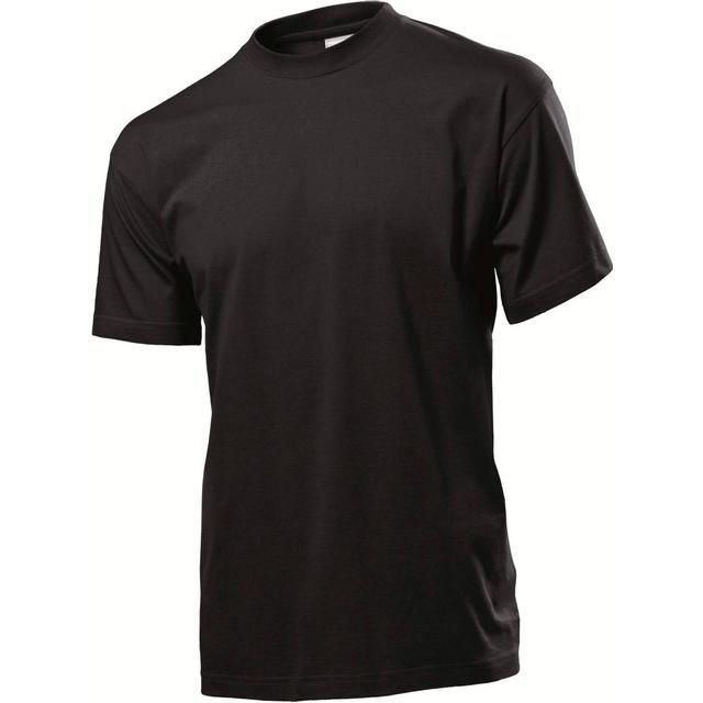 Stedman Classic Crew Neck T-shirt - Black Opal