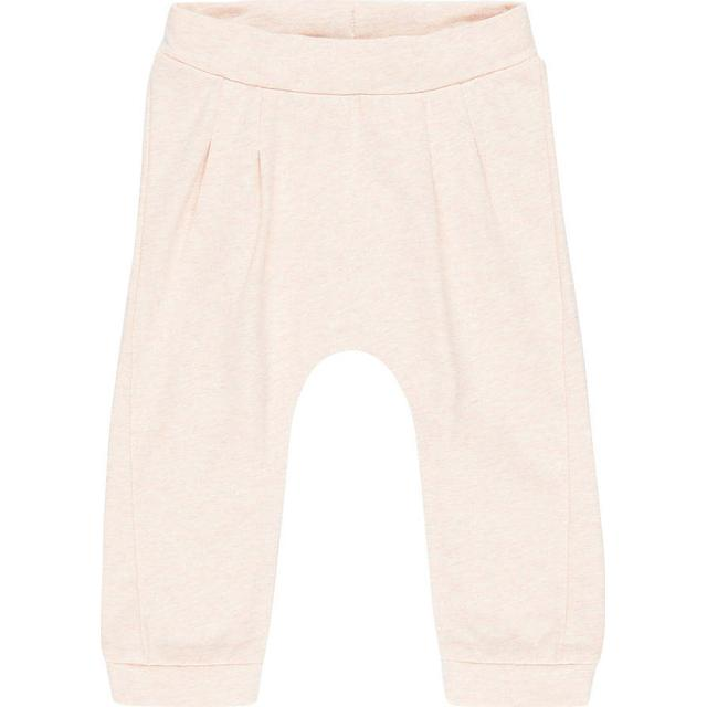 Name It Baby Cotton Sweat Pants - Pink/Peachy Keen (13151203)