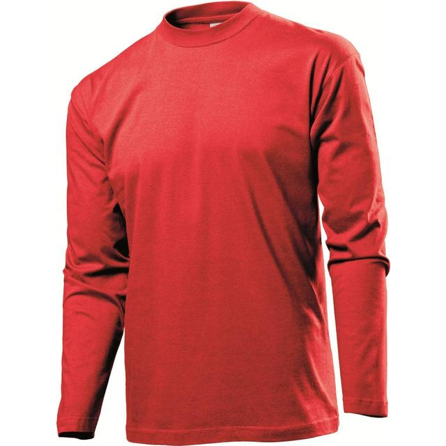 Classic Long Sleeves Scarlet Red (ST2500)