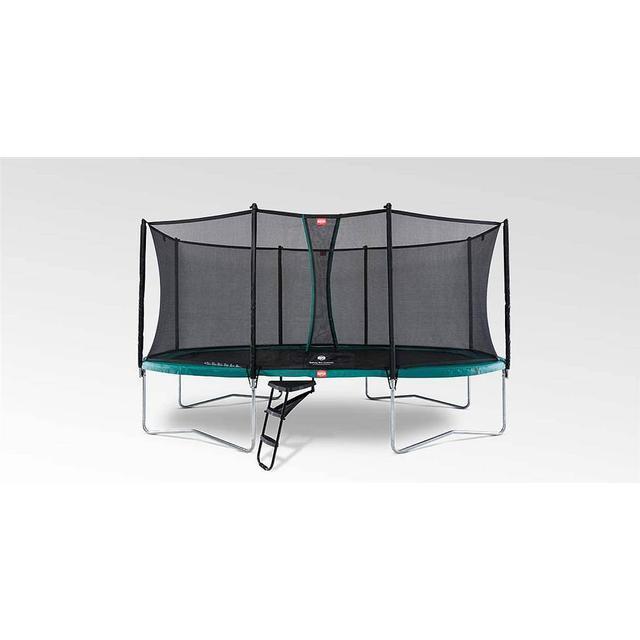 Berg Grand Favorite Green 520x345cm + Safety Net Comfort