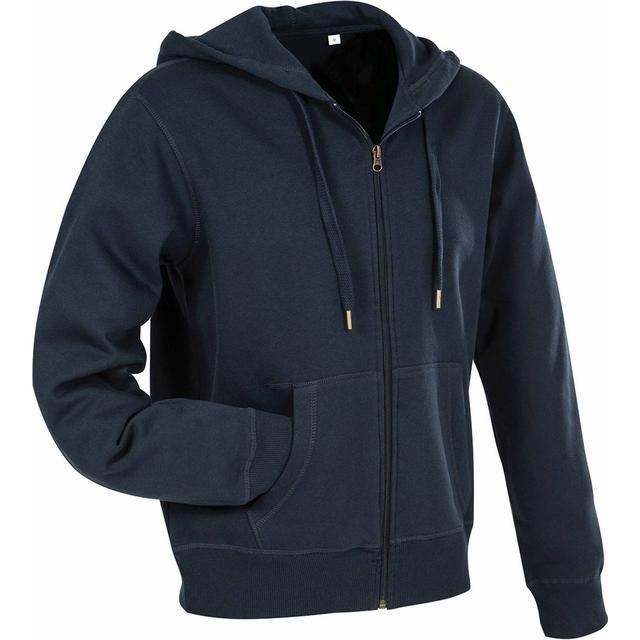 Stedman Active Sweatjacket - Blue Midnight