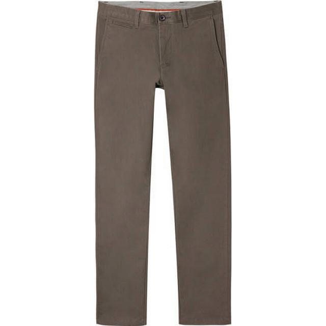 Dockers Refined Marina Chino - Dark Pebble/Brown