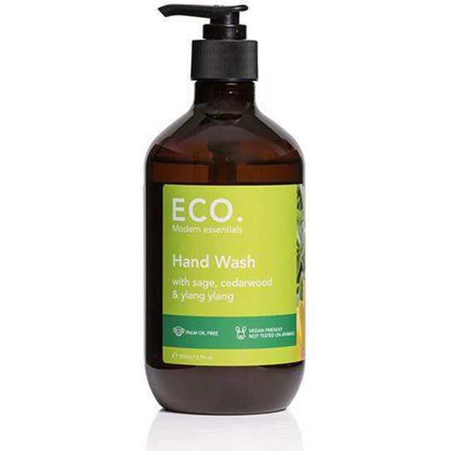 Eco Hand Wash med Salvie Cedertræ & Ylang Ylang 500ml