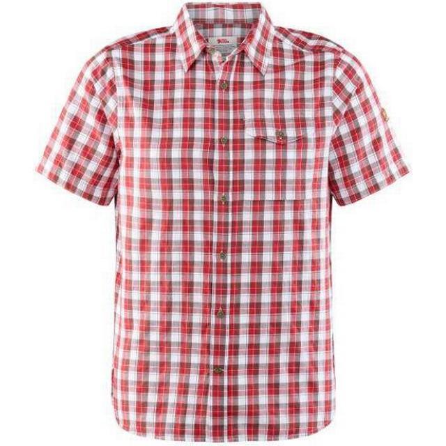 Fjällräven Singi Shirt SS - Lava