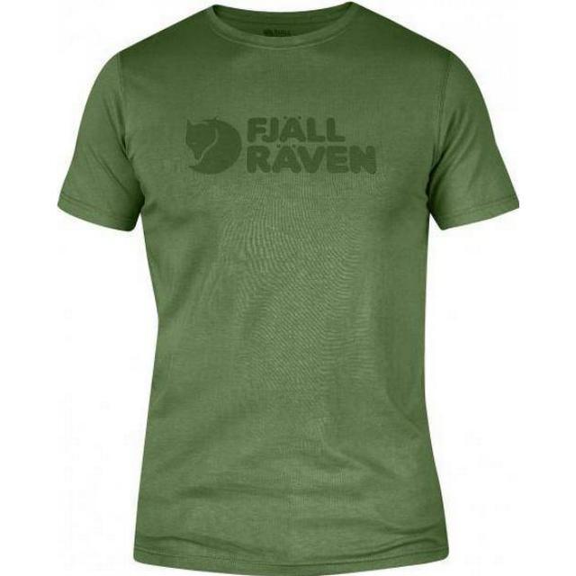 Fjällräven Logo T-shirt - Fern