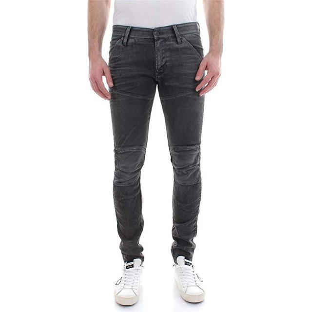 G-Star 5620 Elwood 3D Skinny Jeans - Dark Aged Cobler