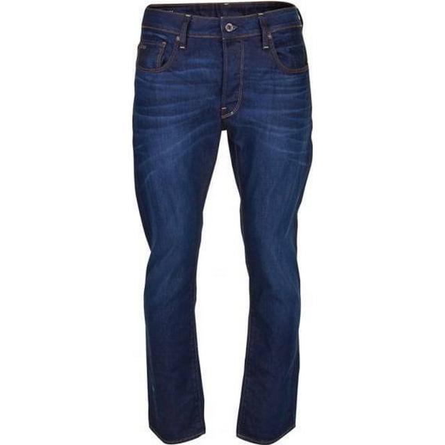 G-Star 3301 Straight Jeans - Dark Aged Hydrite