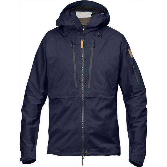 Fjällräven Keb Eco Shell Jacket - Dark Navy