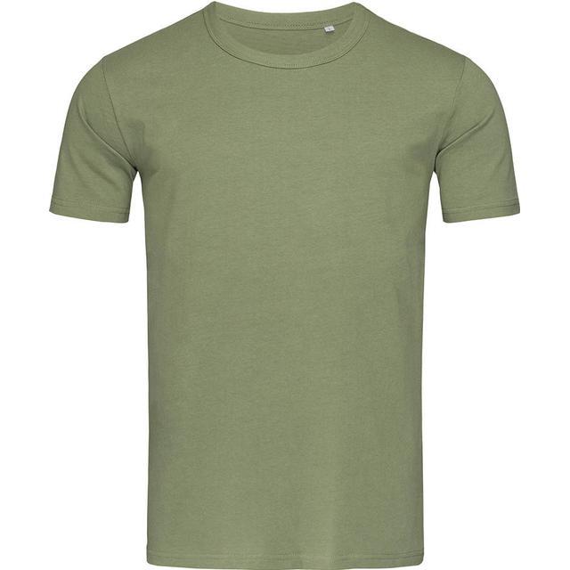 Stedman Morgan Crew Neck T-shirt - Military Green
