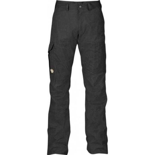 Fjällräven Karl Trousers - Dark Grey