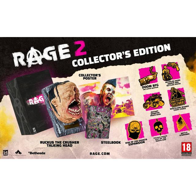 Rage 2 - Collector's Edition