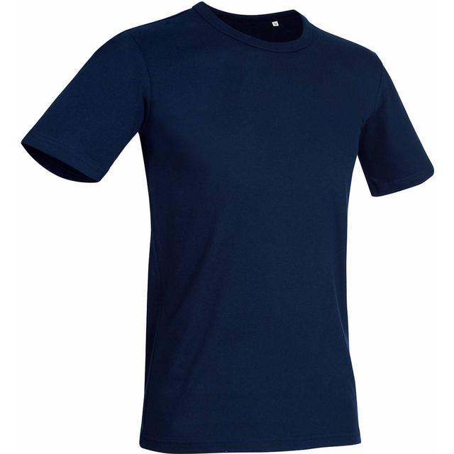 Stedman Morgan Crew Neck T-shirt - Marina Blue