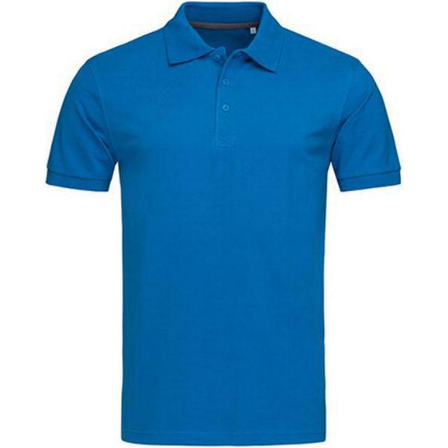 Stedman Harper Polo T-shirt - King Blue