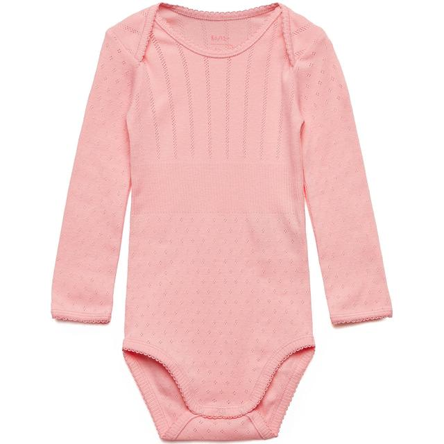 Noa Noa Miniature Baby Basic Doria Body - Salmon Rose (2-1906-31)